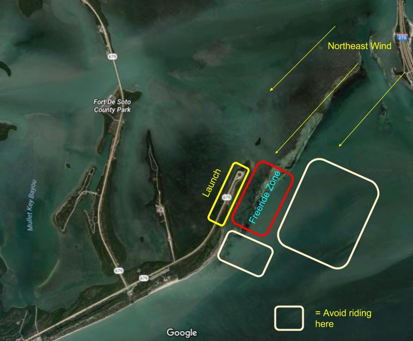 fort-desoto-east-beach