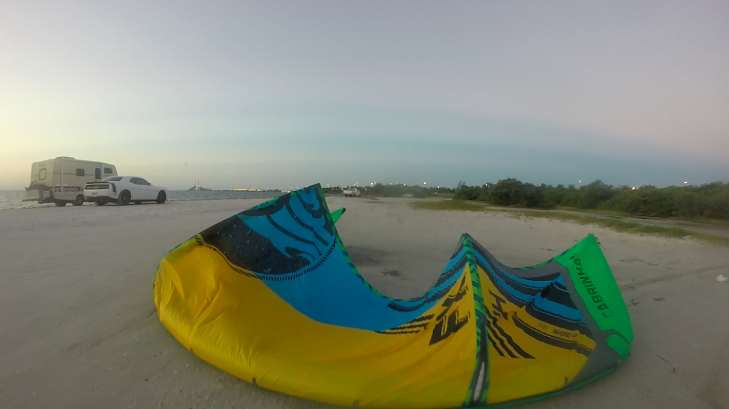 Choosing the Right Kite Size for St Petersburg