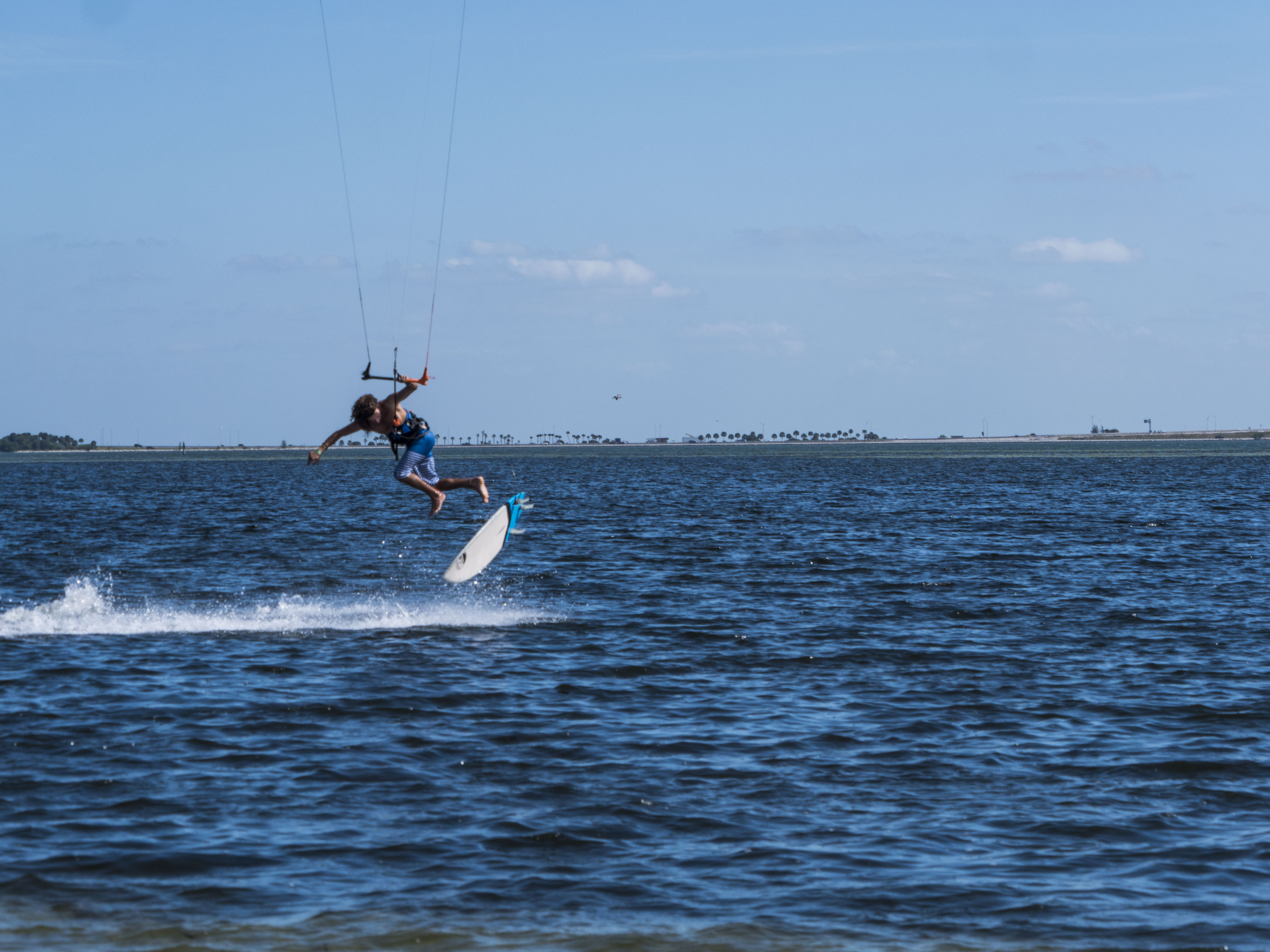 Cabrinha Demo at Fort Desoto