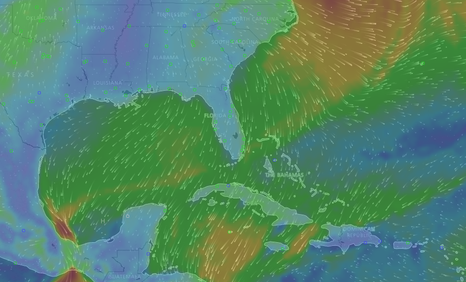 Wind Forecast: November 18th- 20th
