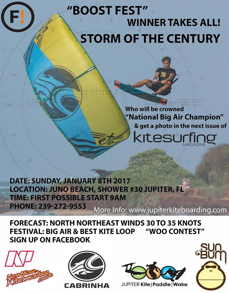 Big Air Contest: Juno Beach