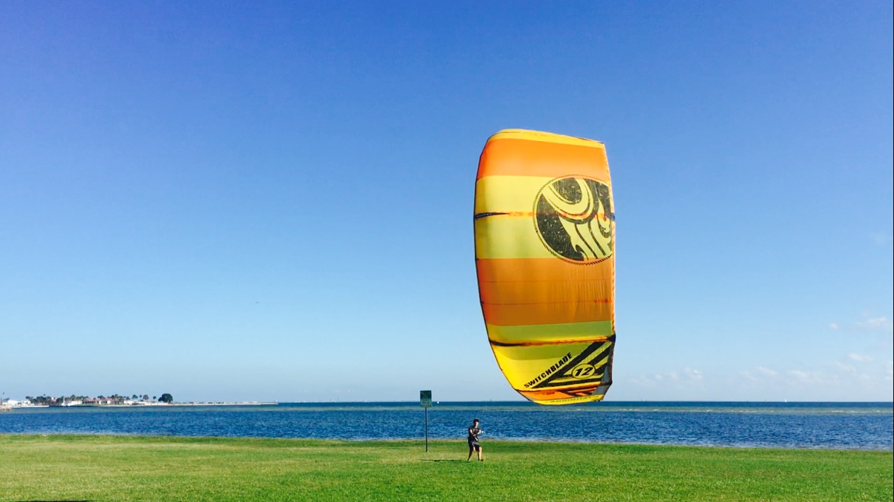 Knowing What Size Kite To Rig