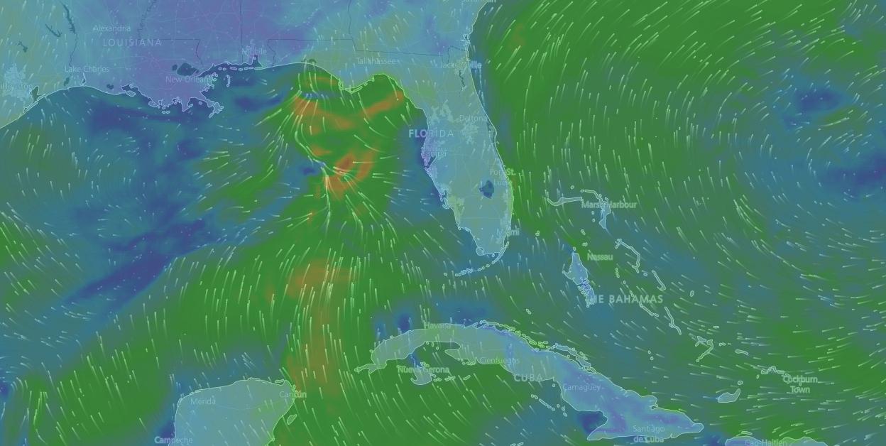 Wind Forecast: Feb 17th – 19th