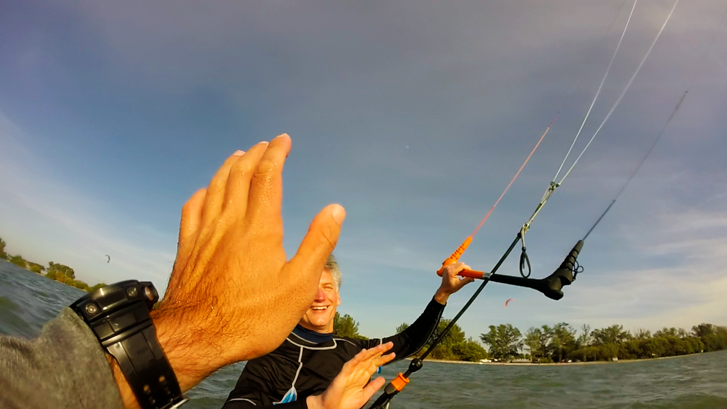 Kiteboarding Part One: Kite Control