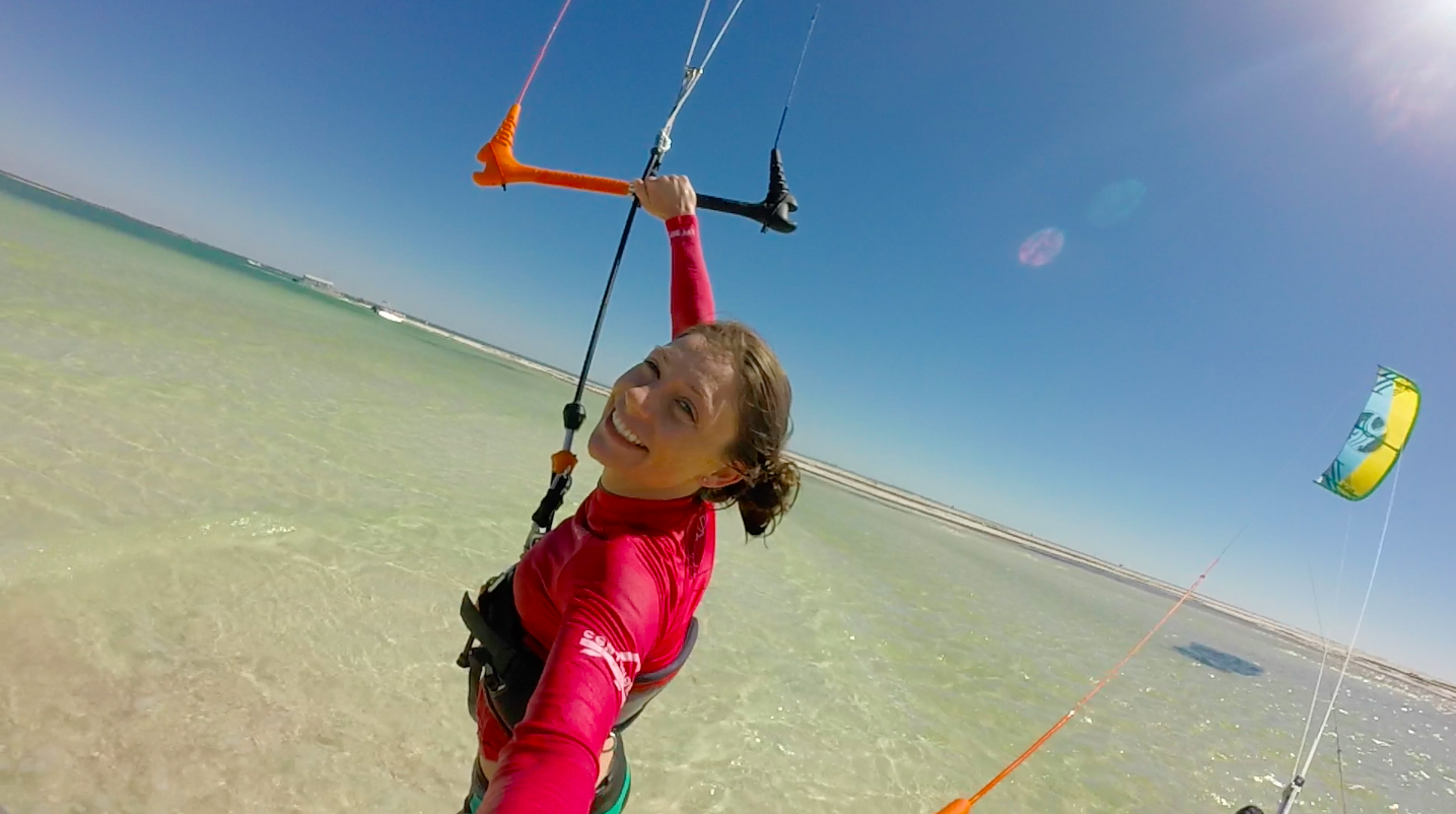 Explore Kiteboarding in Tampa Bay