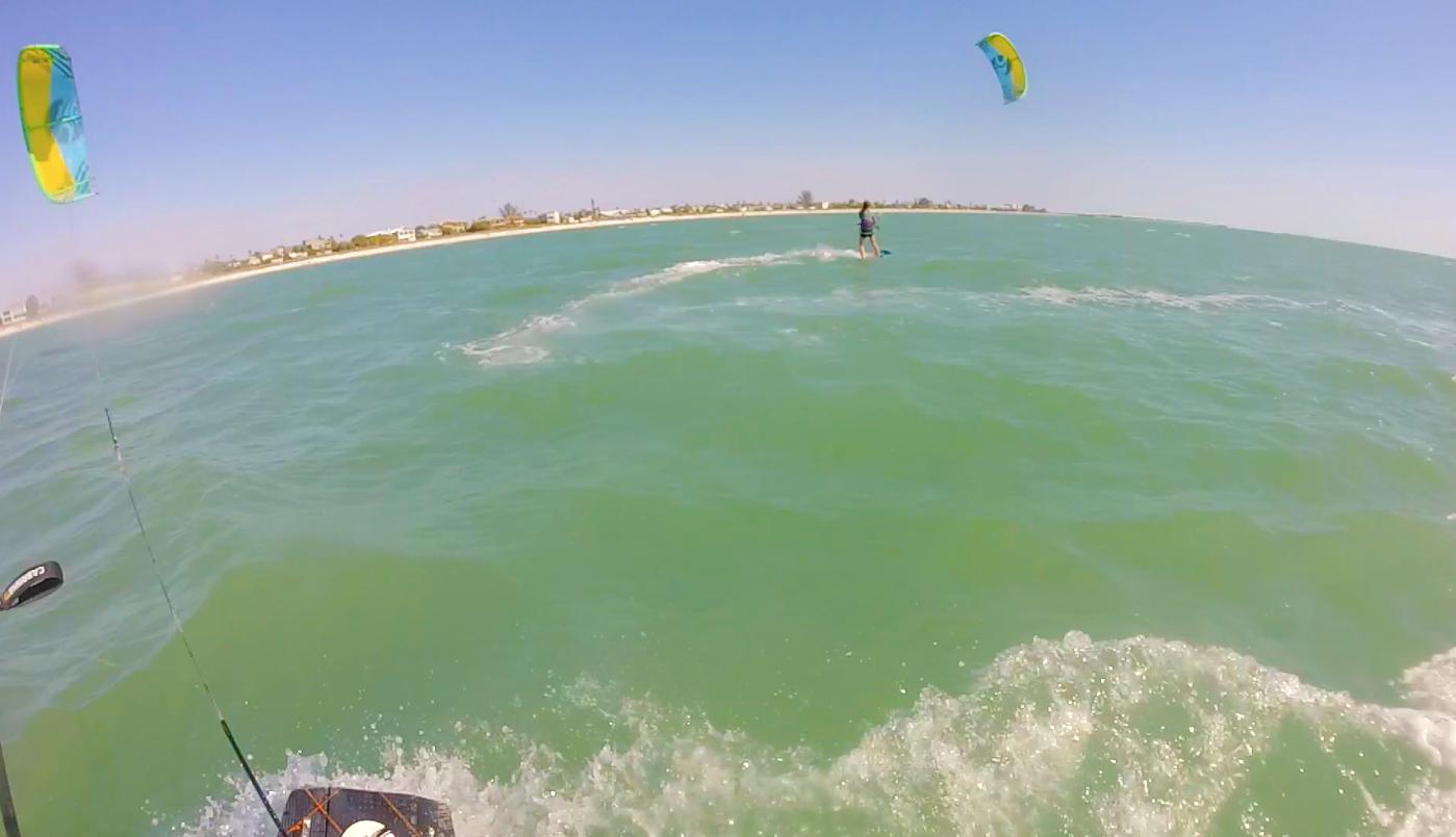 Kitesurf Downwinders