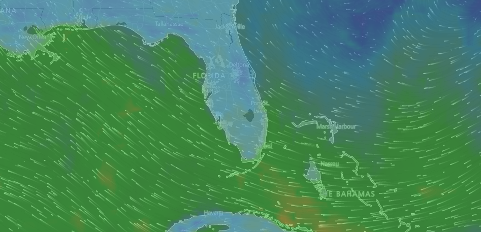 Wind Forecast: May 20th – May 21st