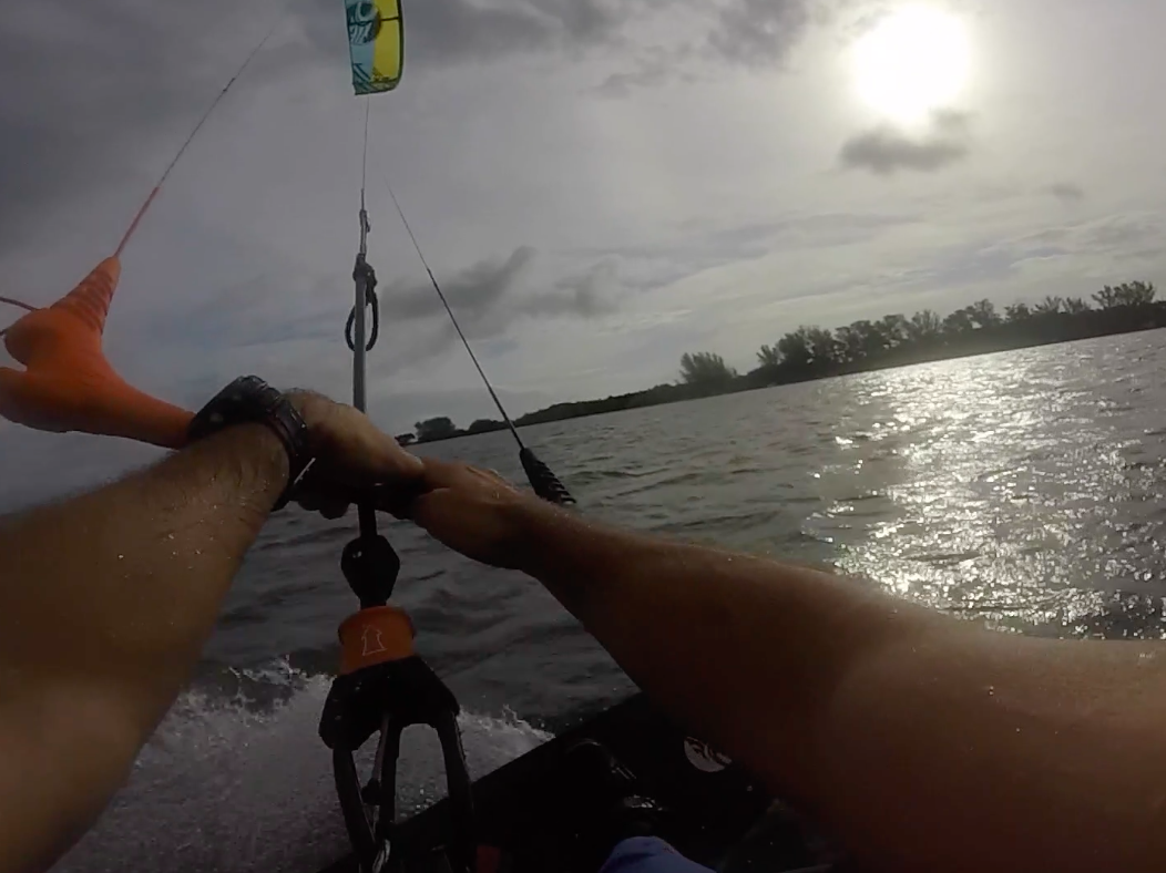 """Kite Control: Finding the """"Sweet Spot"""""""