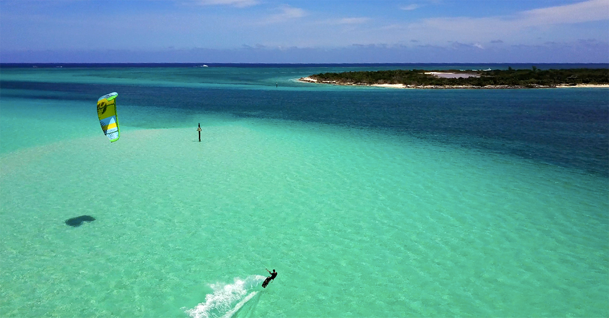 Kiteboarding Turks and Caicos: A Dream Getaway