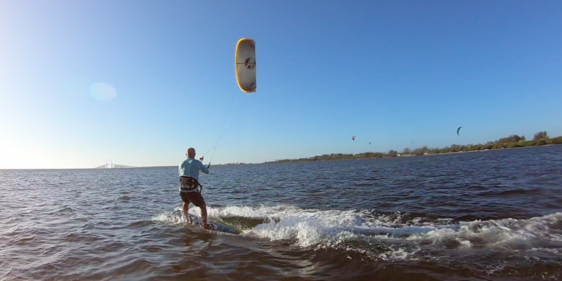 3 Steps To A Kiteboarding Transition