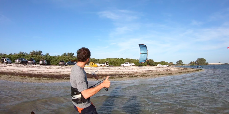 How To Launch A Kite