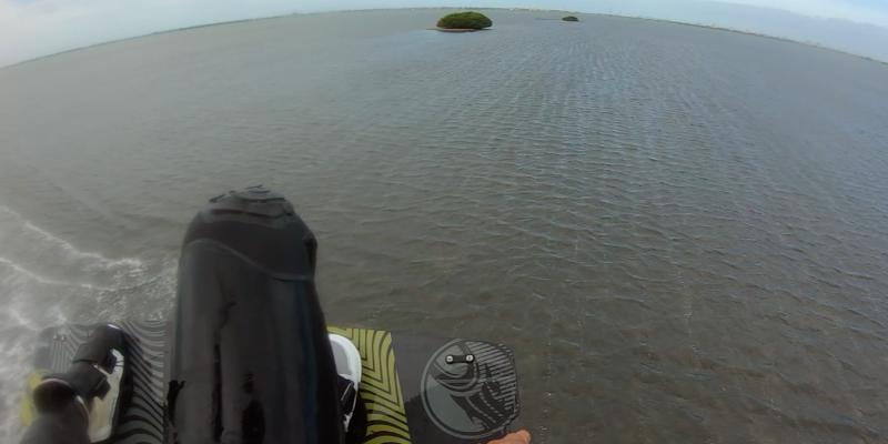 Kiteboarding In Tampa Bay Adventure
